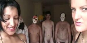 Porn sex video clip movie - Espanol bukkake