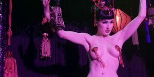 Tesse video von Dita fetish