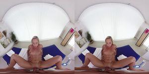 BaDoink VR Pussy Fuck And Massage For Naomi Nevena VR Porn