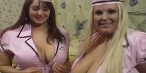 Sexy threesomes porn - Sexy stewardesses threesome