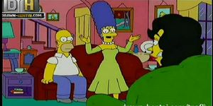 Simpson sex porn - Simpsons porn - threesome