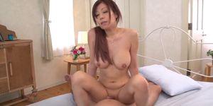 Chihiro Akino takes undies off