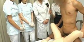 Обычный порно прием у врача