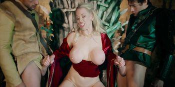 Ella Hughes And Rebecca Moore In Queen Of Thrones Part 4 A Xxx Parody