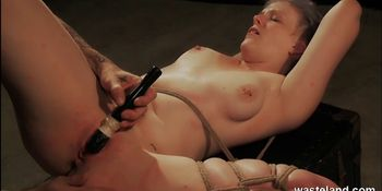 Two Torrid Clips Of BDSM Extremes With Toys And Orgasms