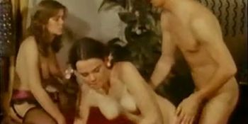 Terri Dolan fucks Misty Knight and Ronnie 1980