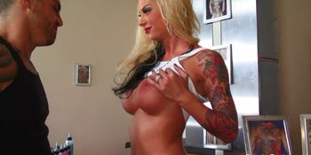 Tattoo Shop Whore Brooke Banner