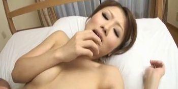 Hibiki Ootsuki enjoys the tast - More at javhd_net