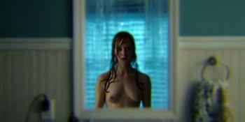 Wrenn Schmidt nude - Outcast s01e09 - 2016