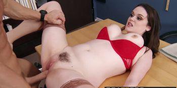 Brazzers - Big Tits at School - Tessa Lane Johnny Sins - Rate My Rack