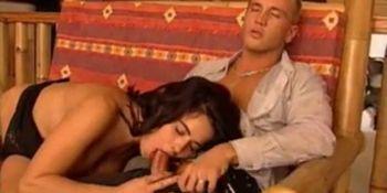 Angelicia Bella in classic movie