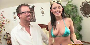 Porn queen self presentation