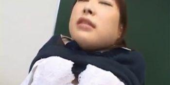 Cute Teen Bushy Asian Babe fucked part4